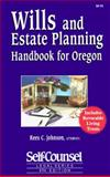 Wills and Estate Planning Handbook for Oregon, Rees C. Johnson, 1551800543