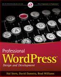 Professional WordPress, Hal Stern and Brad Williams, 0470560541