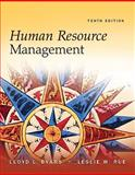Human Resource Management, Byars, Lloyd L. and Rue, Leslie W., 0073530557