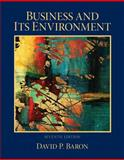 Business and Its Environment, Baron, David P., 0132620553