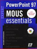 Mouse Essentials Powerpoint 97 Expert, Calabria, Jane and Burke, Dorothy, 0130180556