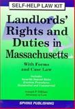 Landlord's Rights and Duties in Massachusetts, Joseph P. DiBlasi, 1572480556