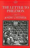 The Letter to Philemon, Fitzmyer, Joseph A., 030014055X