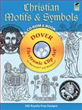 Christian Motifs and Symbols CD-ROM and Book, Alan Weller, 0486990559