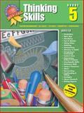 Thinking Skills, Grade 5, Carole Gerber and Carson-Dellosa Publishing Staff, 1561890553
