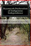 Ryamecah Declaration of Indigenous Independence, Cesidio Tallini, 1482510553