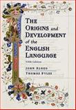 The Origins and Development of the English Language, Algeo, John and Pyles, Thomas, 015507055X