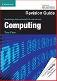 Cambridge International AS and A Level Computing, Tony Piper, 1107690552