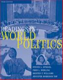 Readings in World Politics, Spiegel, Steven L. and Wehling, Fred L., 0155060554