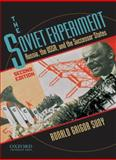 The Soviet Experiment : Russia, the USSR, and the Successor States, Ronald Suny, 0195340558