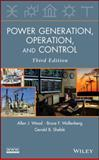 Power Generation, Operation and Control, Wood, Allen J. and Wollenberg, Bruce F., 0471790559
