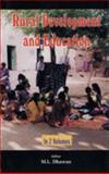 Rural Development and Education, M. L. Dhawan, 8182050553
