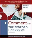 Comment for Bedford Handbook 6e, Creed, Walter and Hacker, Diana, 0312450559