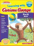 Learning with Curious George - Pre-K Math, Learning Company, Inc. Staff, 0547790554