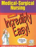 Medical-Surgical Nursing, Springhouse Publishing Company Staff, 1582550557