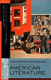 The Norton Anthology of American Literature, Franklin, 0393930556