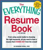 The Everything Resume Book, Nancy Schuman and Lin Grensing-Pohal, 1440550565