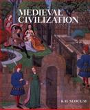 Medieval Civilization, Slocum, Kay Brainerd, 0534610560