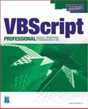 Microsoft VBScript Professional Projects, Ford, Jerry Lee, 1592000568