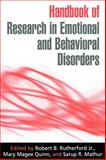 Handbook of Research in Emotional and Behavioral Disorders, , 1593850565