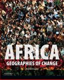 Africa : Geographies of Change, Grant, Richard, 0199920567