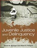 Juvenile Justice and Delinquency, Roberts, Albert R. and Springer, David W., 0763760560
