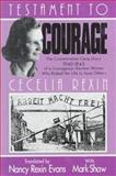 Testament to Courage, Cecelia Rexin, 1578600561