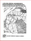 Archaeological and Historical Investigations of Jehossee Island, Charleston County, South Carolina 9781583170564