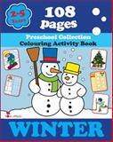 Winter, Alex Fonteyn, Creative Activities, Drawing and Painting, Educational Workbook, 1623210569