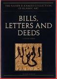 Bills Letters and Deeds, Khan, Geoffrey, 1874780560