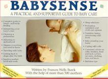 Babysense, Frances W. Burck, 0312050569