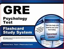 GRE Psychology Test Flashcard Study System : GRE Subject Exam Practice Questions and Review for the Graduate Record Examination, GRE Subject Exam Secrets Test Prep Team, 1621200566
