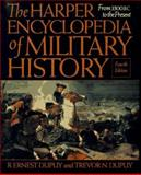 Harper Encyclopedia Military History, Trevor N. Dupuy and Ernest R. Dupuy, 0062700561