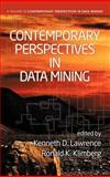 Contemporary Perspectives in Data Mining, Kenneth D. Lawrence and Ronald K. Klimberg, 1623960568