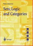 Sets, Logic and Categories, Cameron, Peter J., 1852330562