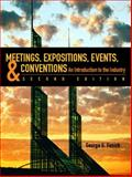 Outlines and Highlights for Meetings, Expositions, Events and Conventions, Fenich, George G., 0132340577