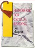 Handbook for Critical Reading 9780155030572