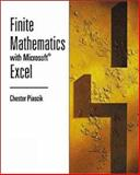 Finite Mathematics with Microsoft Excel, Piascik, Chester, 0534370578