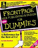 Frontpage for Dummies, Dummies Technical Press Staff, 0764500570