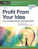 Profit from Your Idea, Richard Stim, 1413320570