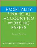 Hospitality Financial Accounting Working Papers, Weygandt, Jerry J. and Kieso, Donald E., 0470140577
