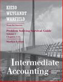 Intermediate Accounting Vol. 1, Chs. 1-14 : Problem Solving Survival Guide, Kieso, Donald E. and Warfield, Terry D., 0470380578
