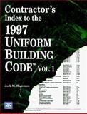 Contractor's Index to the 1997 Uniform Building Code, Hageman, Jack M., 1572180579