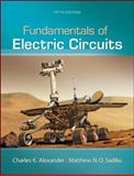 Fundamentals of Electric Circuits, Alexander, Charles K. and Sadiku, Matthew N. O., 0073380571