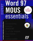 Mous Essentials : Word 97 Expert, Calabria, Jane and Burke, Dorothy, 0130180572