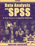 Data Analysis with SPSS 9780205340576