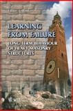 Learning from Failure : Long-term Behaviour of Heavy Masonry Structures, , 1845640578
