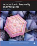 Introduction to Personality and Intelligence, Haslam, Nick, 0761960570
