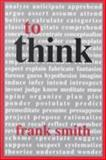 To Think, Smith, Frank, 0807730572