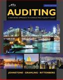 Auditing : A Risk Based-Approach to Conducting a Quality Audit (with ACL CD), Johnstone, Karla and Gramling, Audrey, 1305080572